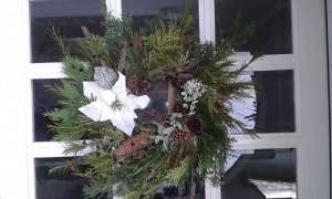 Natural Wreath Making Event
