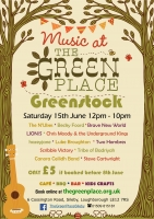 Music Day - Greenstock