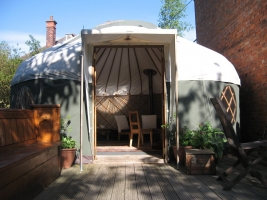 Festive Tales in the Yurt